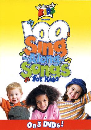 Cedarmont Kids: 100 Sing-Along Songs For Kids