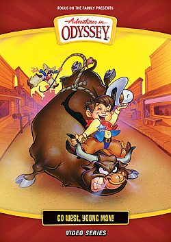 Adventures in Odyssey: Go West Young Man
