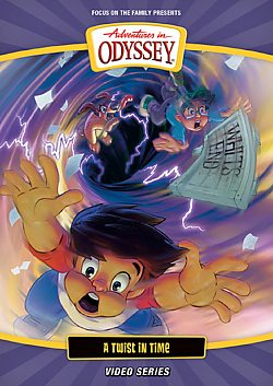 Adventures In Odyssey A Twist In Time Dvd At Christian