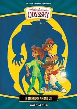 Adventures In Odyssey A Stranger Among Us Dvd At