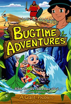 Bugtime Adventures: A Giant Problem