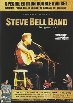 Steve Bell Band: Live in Concert