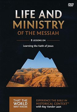 Faith Lessons Vol. 03: Life & Ministry of the Messiah