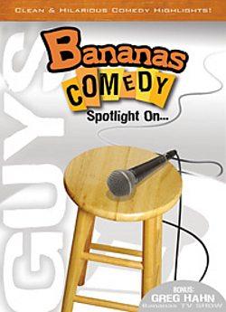 Bananas Comedy: Spotlight On Guys