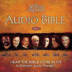 The Word Of Promise: Complete Old and New Testaments Audio Bible NKJV - 79 Set