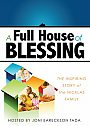 A Full House of Blessing: The Nicklas Family Story - DVD