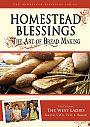 Homestead Blessings: The Art of Breadmaking - DVD