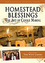 Homestead Blessings: The Art of Candle Making - DVD