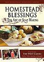 Homestead Blessings: The Art of Soap Making - DVD