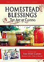 Homestead Blessings: The Art of Canning - DVD