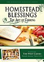 Homestead Blessings: The Art of Cooking - DVD