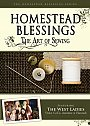 Homestead Blessings: The Art of Sewing - DVD
