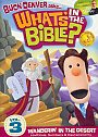 Buck Denver Asks... Whats in the Bible? #3: Wanderin in the Desert - DVD