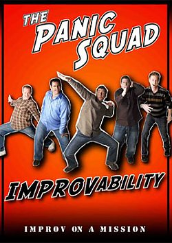 The Panic Squad: Improv on a Mission