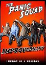 The Panic Squad: Improv on a Mission - DVD