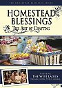 Homestead Blessings: The Art of Crafting - DVD