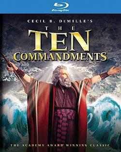 Ten Commandments (1956 Restoration)