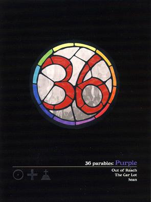 36 Parables: Purple