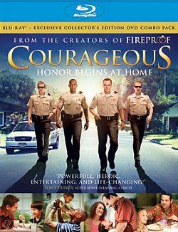 Courageous /DVD Combo