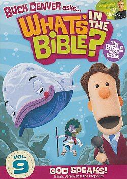 Buck Denver Asks... What's in the Bible? #9: God Speaks!