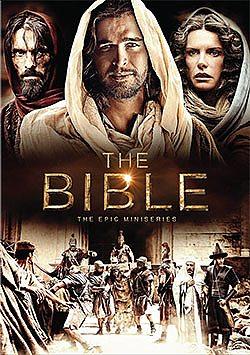 The Bible: The Epic Mini Series - 4 Disc DVD Set