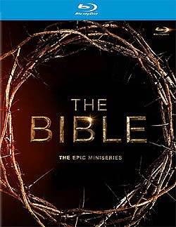 The Bible: The Epic Mini Series - 4 Disc Blu-ray Set