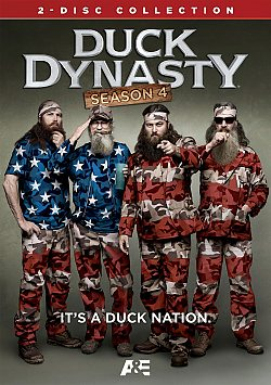 Duck Dynasty: Season 4 - 2 Disc Collection