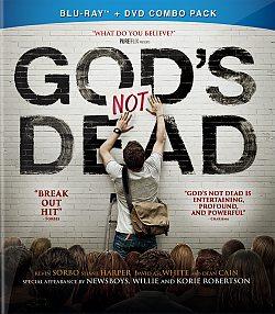 God's Not Dead /DVD Combo
