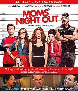 Moms' Night Out - Combo DVD