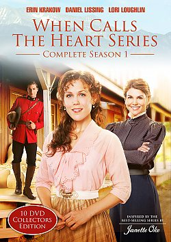 When Calls the Heart: The Complete First Season 10 Disc Set