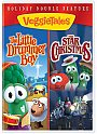 VeggieTales: Little Drummer Boy/Star of Christmas - Double Feature - DVD