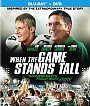 When The Game Stands Tall - Blu-ray