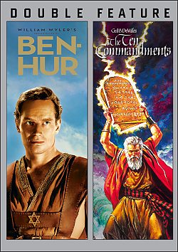 Ben Hur/The Ten Commandments Double Feature