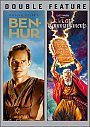 Ben Hur/The Ten Commandments Double Feature - DVD