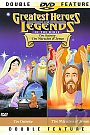 Greatest Heroes and Legends: The Nativity/The Miracles of Jesus Double Feature - DVD
