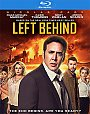Left Behind - Blu-ray