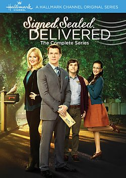 Signed, Sealed, Delivered: The Complete Series - 2 Disc Set