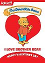 The Berenstain Bears: I Love Brother Bear - DVD