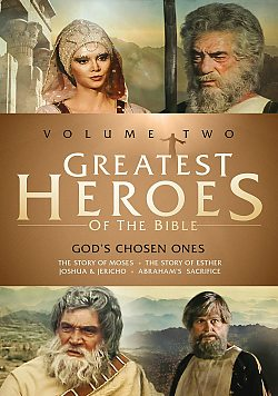 Greatest Heroes of the Bible Volume 2: God's Chosen Ones