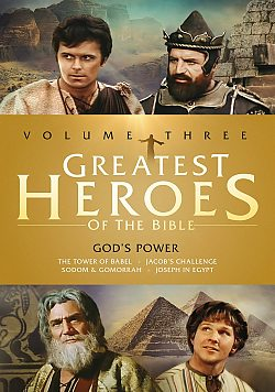 Greatest Heroes of the Bible Volume 3: God's Power