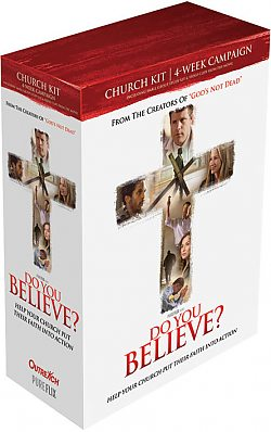 Do You Believe? Curriculum - Church Kit