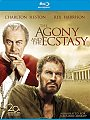 The Agony and the Ecstasy - Blu-ray