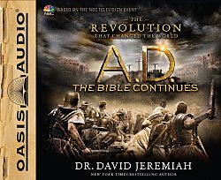 A.D. The Bible Continues (5 Disc Audio Book)