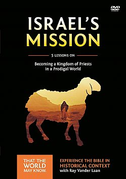 Faith Lessons: Israel's Mission DVD Study