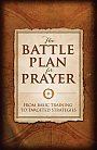 The Battle Plan for Prayer - Book