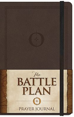 The Battle Plan: Prayer Journal