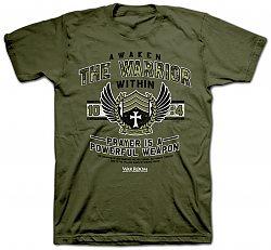 Awaken the Warrior: (Medium) - T-Shirt