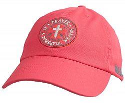 Prayer is a Powerful Weapon - Ladies Baseball Cap