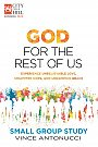 God for the Rest of Us - Study Kit - DVD