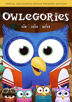 Owlegories Volume 1: The Sun, The Seed, The Water